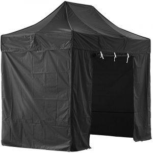 Tente Barnum pliant vert avec 4 murs amovibles 2x3m SUPER