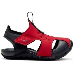 Nike Tongs Sunray Protect 2 Td - University Red / Anthracite / Black - EU 19 1/2