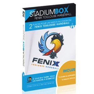 StadiumBox Fenix Toulouse Handball - Coffret cadeau