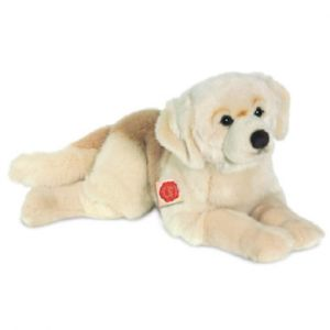Hermann Teddy Teddy Hermann - 927600 - Peluche - Golden Retriever - Inclinable, 60 cm