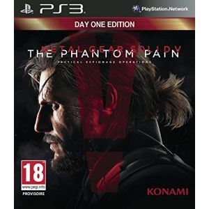 Image de Metal Gear Solid V : The Phantom Pain [PS3]