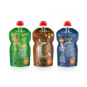 Squiz 3 gourdes réutilisable Le Petit Prince Imagination