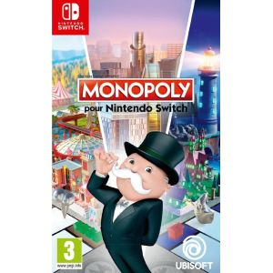 Monopoly pour Nintendo Switch sur Switch