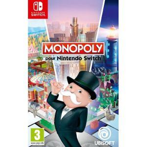 Ubisoft Monopoly pour Nintendo Switch