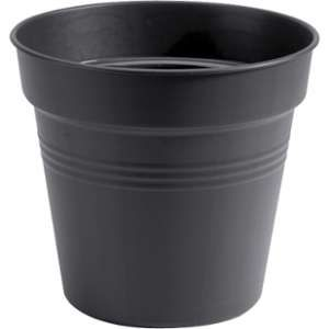 Elho Pot 11cm Green Basics 11 cm noir