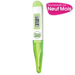 LBS medical Thermogreen - Thermomètre écologique sans pile