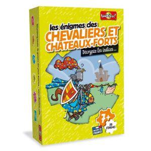 Bioviva Les énigmes des Chevaliers et châteaux-forts
