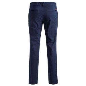 Jack & Jones Pantalons Marco Bowie Sa Navy Blazer Slim Fit - Navy Blazer - 34