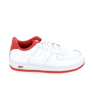 Nike Air Force 1 Low Blanc/rouge 30 Unisex