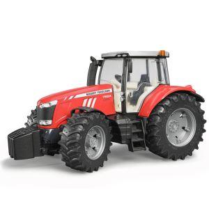 Bruder Toys 3046 - Tracteur Massey Ferguson 7624