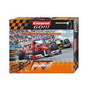 Carrera Toys 62311 - Circuit GO!!! Winners Course