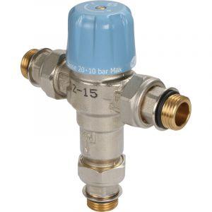 Somatherm Mélangeur thermostatique SecurMIX M15/21 NF garantie 3 ans