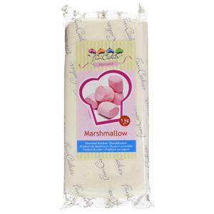 FunCakes Pâte à Sucre Blanc Marshmallow 1 kg