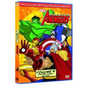 Avengers : l'équipe des super héros ! - Volume 4 - L'ultime combat de Thor