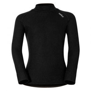 Odlo Vêtements intérieurs Shirt L/s Turtle Neck Warm Kids - Black - Taille 104