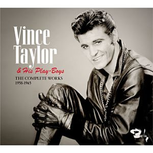 Universal music Coffret 3CD - Vince Taylor & Ses Play-Boys - The Complete Works 1958 - 1965
