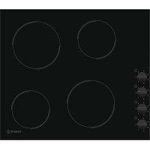 Indesit RI860C - Table de cuisson vitrocéramique 4 foyers