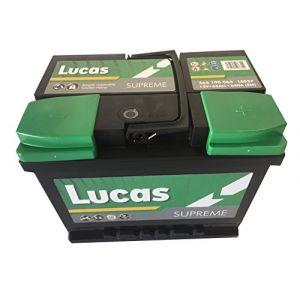 Lucas Batterie de démarrage Supreme L2 LS027 12V 65Ah / 640A