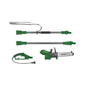 Ribimex PRTRE300R - Tronçonneuse élagueuse électrique 300 mm 2 en 1