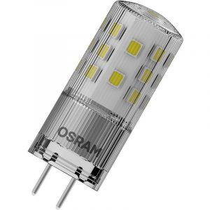 Osram LED EEC: A++ (A++ - E) LED PIN 12 V 35 320° 3.3 W/2700K GY6.35 4058075432154 G6.35 Puissance: 3.3 W blanc chaud