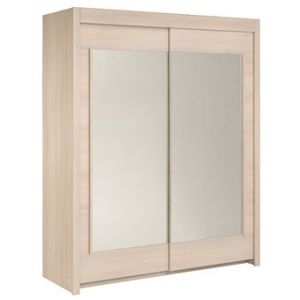 swithome infiny armoire 2 portes coulissantes avec miroirs 181 x 61 x 217 cm - Armoire Portes Coulissantes Miroir