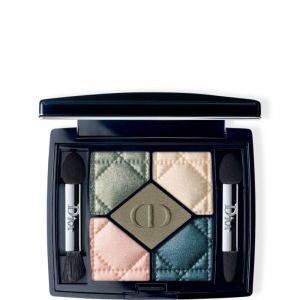 Dior 5 Couleurs 456 Jardin - Palette regard couture hautes couleurs & effets
