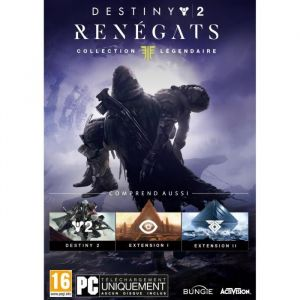 Destiny 2 : Renégats - Collection Légendaire [PC]