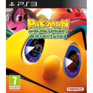 Pac-Man and the Ghostly Adventures [import europe] [PS3]