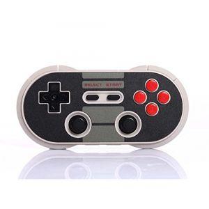 8Bitdo Manette de jeu bluetooth style Nintendo NES/SNES