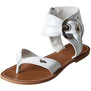 LPB Shoes Sandales THALIE Argenté - Taille 36,37,38