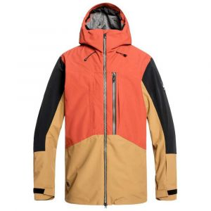 Quiksilver Tr Stretch Barn Red