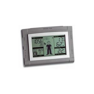 TFA Dostmann Weather Boy XS (35.1064.10.50.IT) - Station météo pour température et extérieure et humidité
