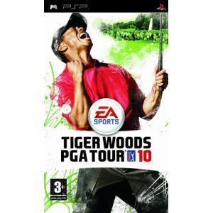 Tiger Woods PGA Tour 10 [PSP]
