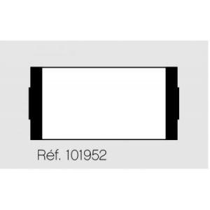 APLI 101952 - Blister de 1 rouleau encreur noir pour pince 101948