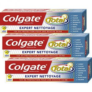 Colgate Total Expert Nettoyage - Dentifrice 75 ml