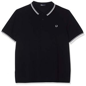 Fred Perry Polo THE SHIRT bleu - Taille XXL,S,M,L,XL,XS