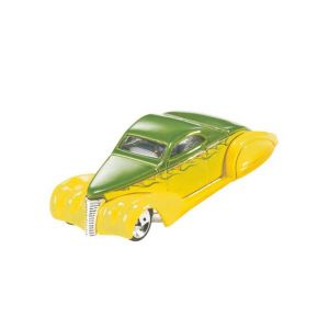 Mattel Voiture Hot Wheels série vitesse jaune