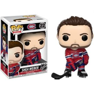Funko Nhl Pop! Hockey Vinyl Figurine Shea Weber 9 Cm