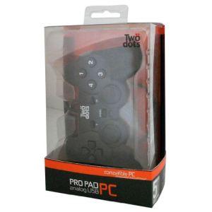 e-concept Manette filaire pro pad pour PC
