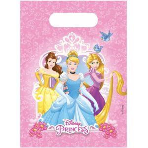 6 sacs cadeaux Princesses Disney Dreaming