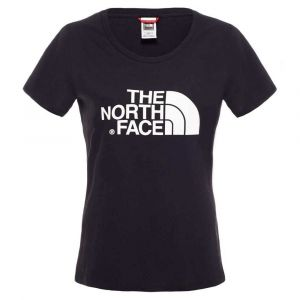The North Face Easy T-shirt manches courtes Femme, tnf black XS T-shirts