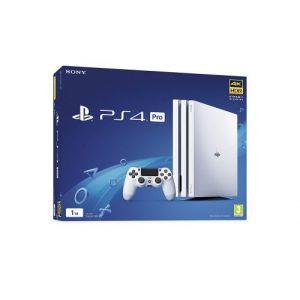 Sony Playstation 4 Pro 1tb Blanc (ps4)
