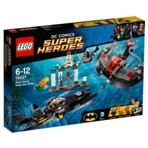 Lego 76027 - Super Heroes : DC Comics - L'attaque des profondeurs de Black Manta