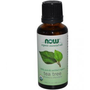 Now Foods Huiles essentielles bio - arbre à thé (30 ml)