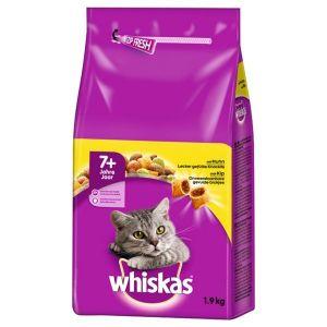 Whiskas Senior Poulet pour chat 1.9 kg