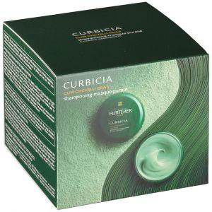 Image de Furterer Curbicia - Shampoing-masque pureté à l'argile absorbant
