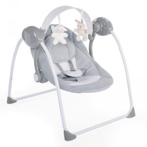 Chicco Swing Relax & Play Cool Grey