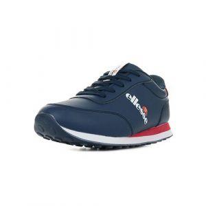 ELLESSE Felix jr Marine Logo - Chaussures Mode Ville - Bleu Marine/Bleu Nuit - Taille 36