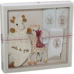 Vulli Coffret naissance Sophie la girafe grand modèle