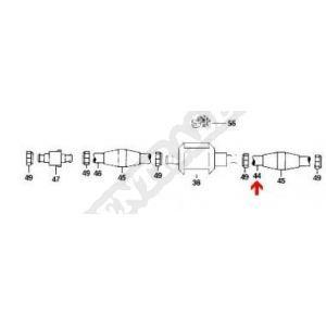 Procopi 1001028 - Tuyau d'alimentation souple 3 m Polaris 180-280-380